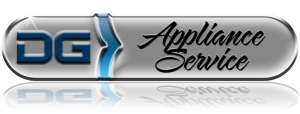 DG Appliance Service Logo for Appliance Repairs