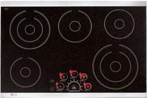 LG cooktop appliance repair