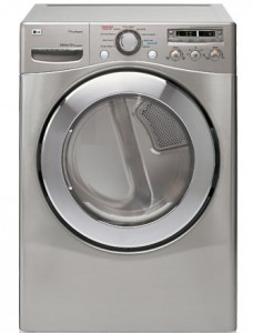 LG dryer appliance repair