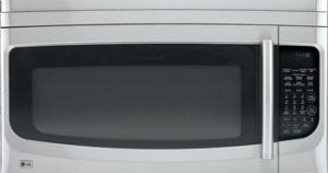 LG microwave appliance repair
