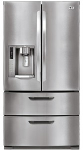 LG refrigerator repair service